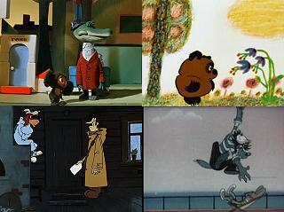 Советские мультфильмы для мобильного